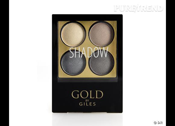Palette Scandale, Gold by Giles, New Look, 4,99 €.