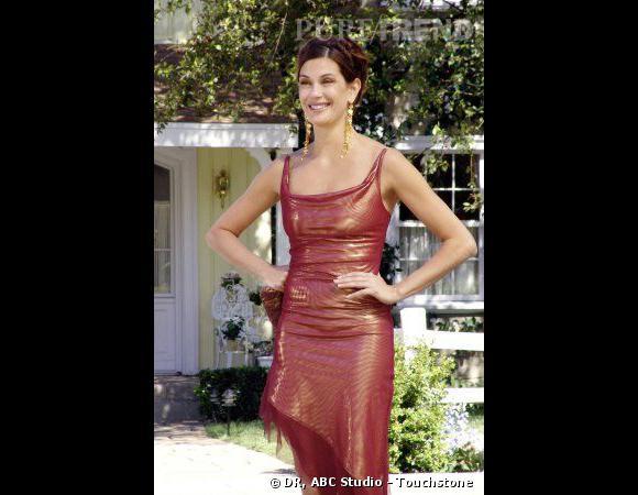 Teri Hatcher, sexy version début des années 2000.