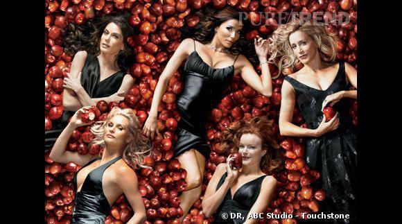 Susan, Gaby, Lynette, Edie, Bree, des beautés empoisonnées.