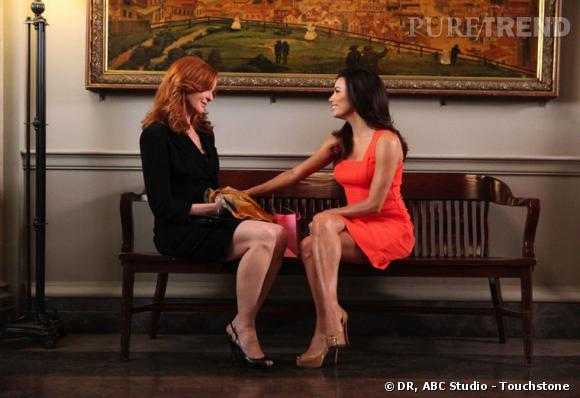 Bree et Gaby, amies pour la vie ?