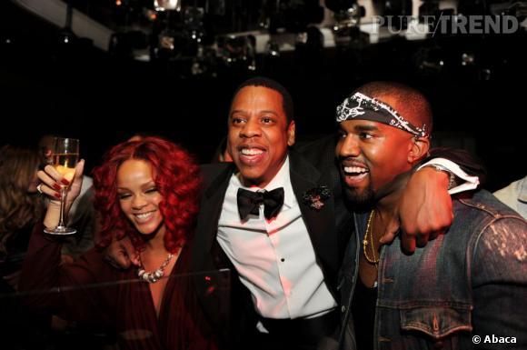 Signée par Jay-Z, la chanteuse Rihanna connaît un essor fulgurant.