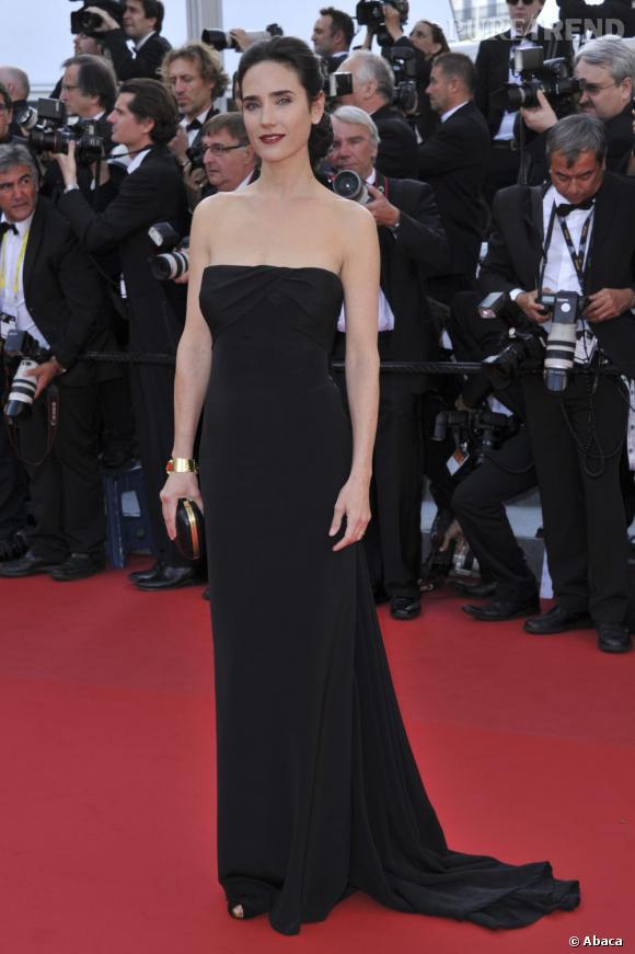 Jennifer Connelly ou comment faire des merveilles dans une robe noire.