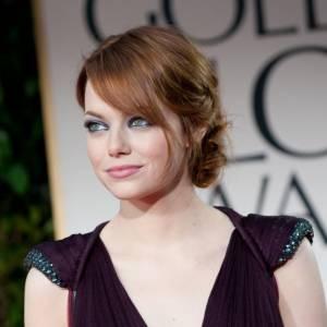 7 - En blonde ou en rousse, Emma Stone nous envoute de son regard magnétique. L'année prochaine, dans le top 3 ?