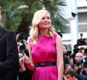 Cannes 2012 : Kirsten Dunst, le coup d'éclat