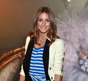 Olivia Palermo, matelot couture... A shopper !