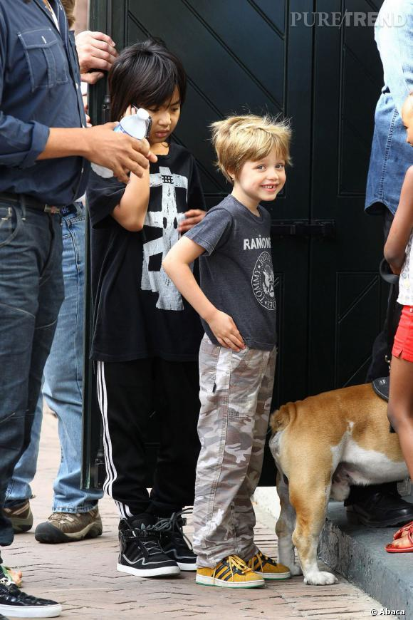 Shiloh Jolie Pitt fête ses 6 ans aujourd'hui.