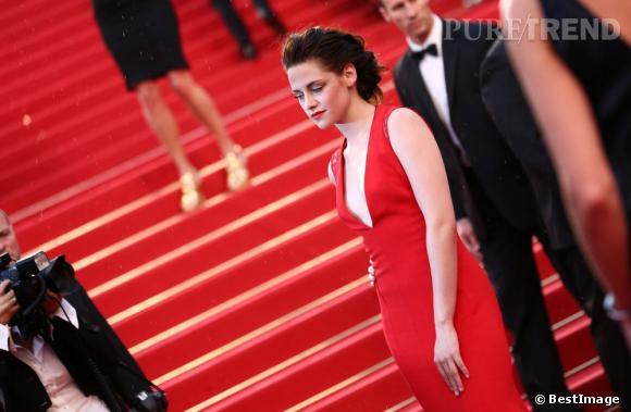 Kristen Stewart devient enfin sexy.