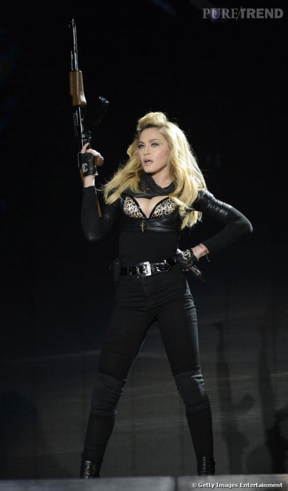 Madonna so hot !