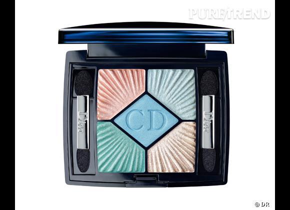 5 Couleurs Croisette Edition, Swimming Pool de Dior, 56,20 €.