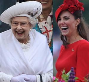 Elizabeth II Vs Kate Middleton, le match du jubilé