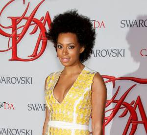 Solange Knowles vs le podium : la robe Marni 60's
