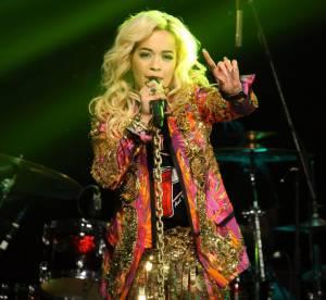 Rita Ora, une spectaculaire démonstration de style