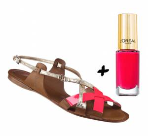 It-shoes + vernis à ongles : nos 25 combinaisons pour cet été