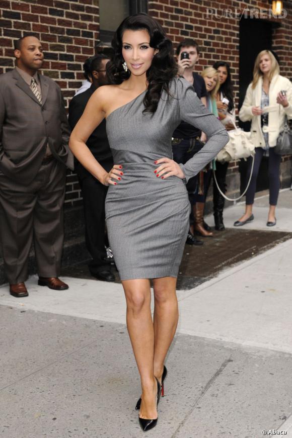 """Le top """"robe one-shoulder"""" :  chic et sexy à la fois, c'est le juste milieu impeccable."""