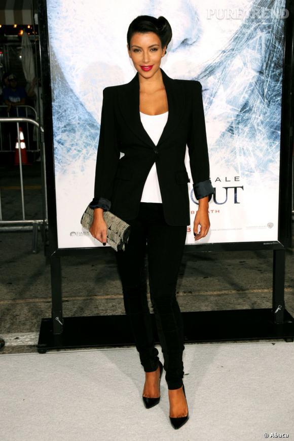 """Le top """"pantalon"""" :  affinée et ultra-élégante, elle est parfaite."""