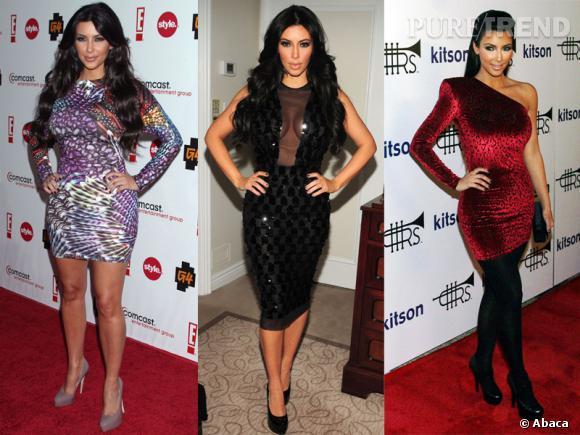 Les pires looks de Kim Kardashian, tout un poème...