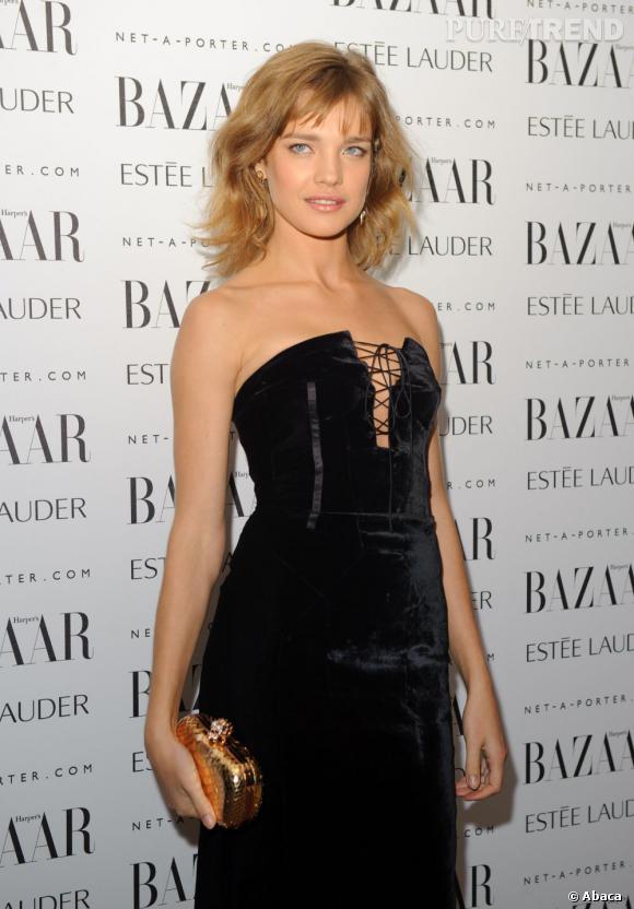 3- Natalia Vodianova    Russe   A gagné 8.6 millions de dollars.   Agence DNA Models