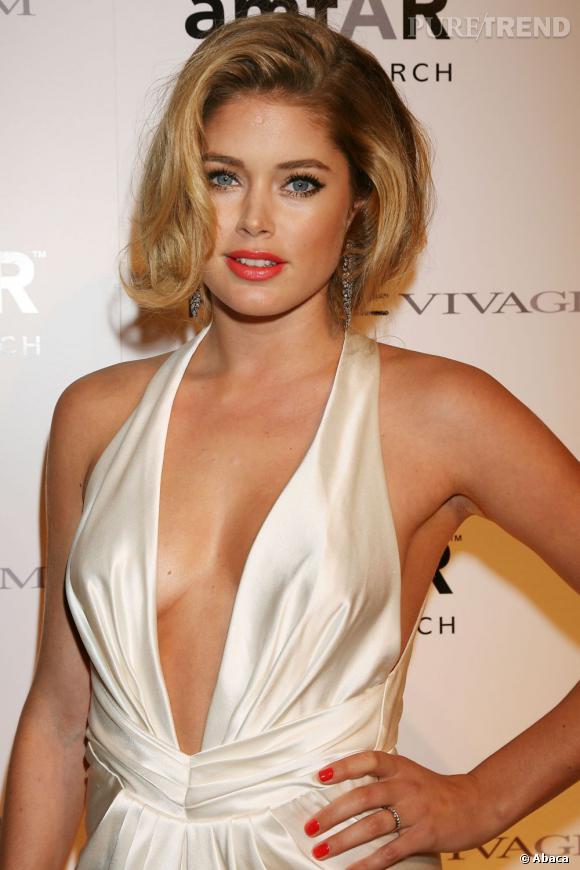5- Doutzen Kroes    Néerlandaise   A gagné 6.9 millions de dollars.   Agence DNA Models
