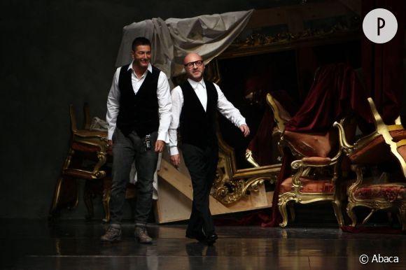 Domenico Dolce & Stefano Gabbana présenteront leur première ligne Couture en Sicile.