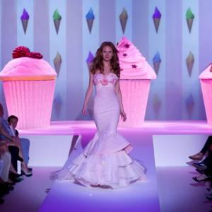 Défilé Zahia Lingerie Haute Couture Automne-Hiver 2012/2013.