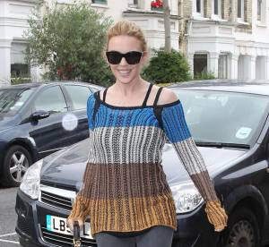 Kylie Minogue, toujours une fière allure
