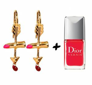 Bijoux fantaisie + vernis à ongles : nos 25 combinaisons gourmandes pour cet été