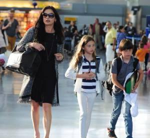 Catherine Zeta-Jones et ses enfants : la femme fatale est enfin de retour !