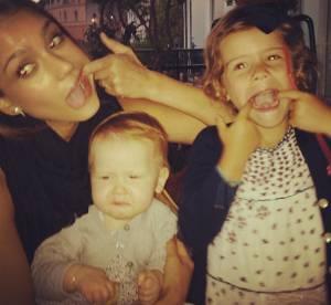Jessica Alba, Jessica Simpson... : elles nous présentent leur bébé sur Twitter