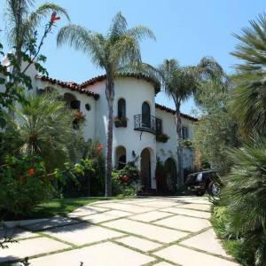 La maison de Kate Walsh à Los Angeles