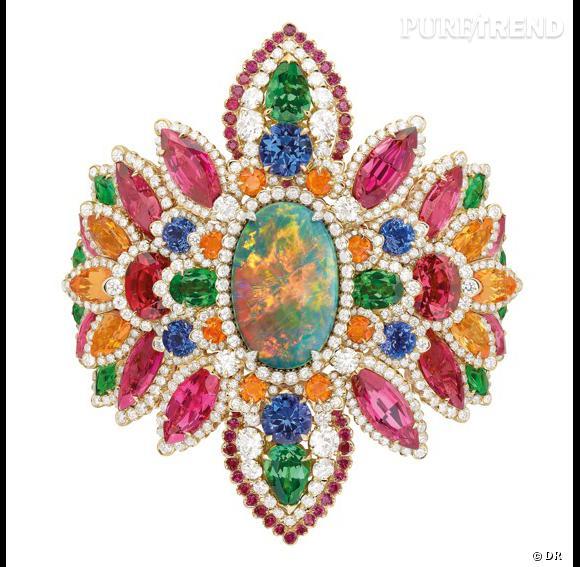 Bracelet Dentelle Opale d'Orient dos