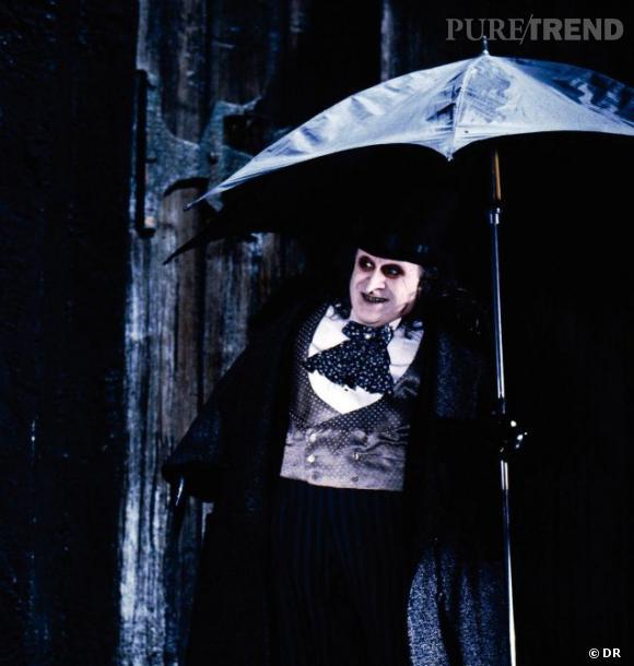 Pingouin, le roi des freaks selon Tim Burton et Stan Winston, qui signe le make-up.