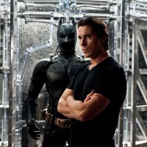 Christian Bale incarne le chevalier noir dans les trois volets de la saga.