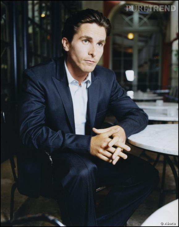Christian Bale, un acteur hollywoodien au chic anglais.