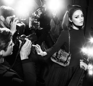 Mila Kunis en Miss Dior : une paparazzade sixites en video
