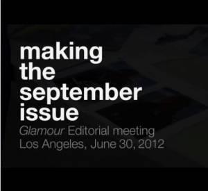 Le magazine nous dévoile les coulisses de son numéro de septembre pour lequel en plus d'être cover girl, Victoria Beckham joue les guest editor.