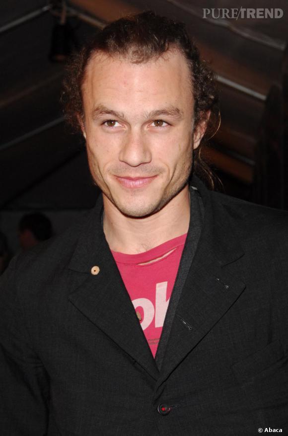 Heath Ledger en 2007