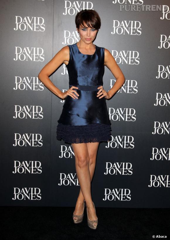 Dannii Minogue en 2012.