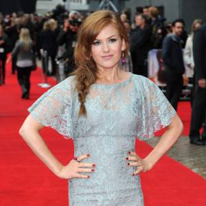 Isla Fisher en 2012.