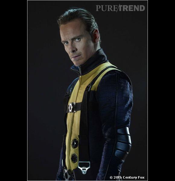 Comment tourner un nouveau volet des X-Men sans le très sexy Michael Fassbender ? Le jeune Magnéto n'a jamais été aussi attirant