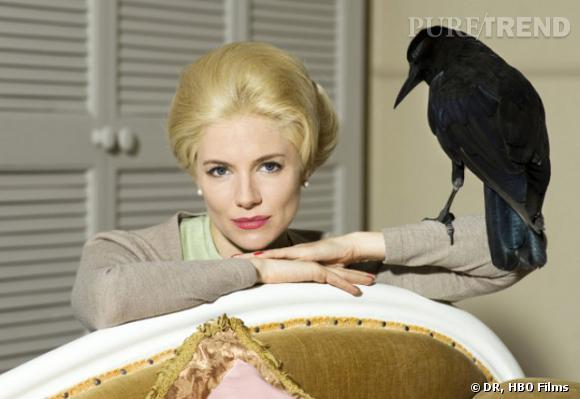 "Sienna Miller reprend le rôle de Tippi Hedren dans ""The Girl"" de Julian Jarrold."