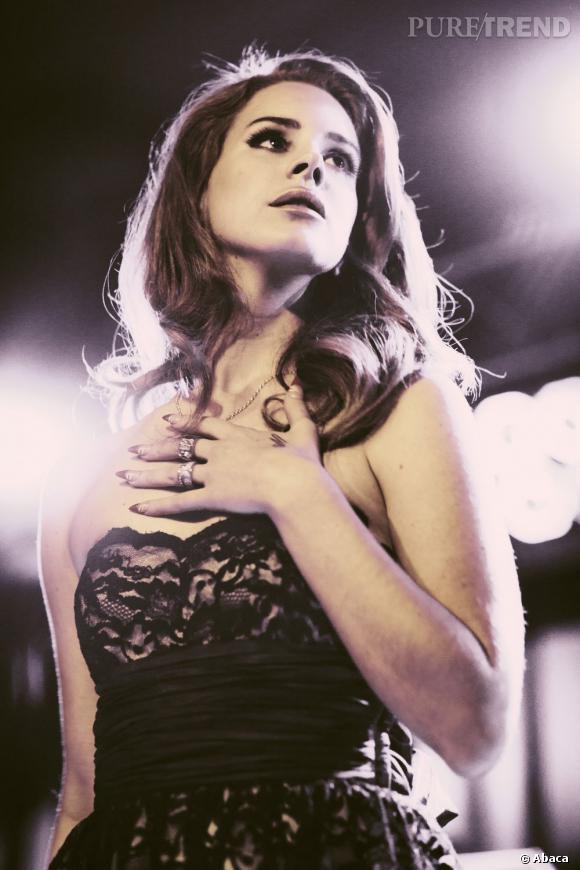Lana Del Rey nouvelle égérie Jaguar.