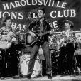 """Elvis Presley dans """"Loving you""""."""