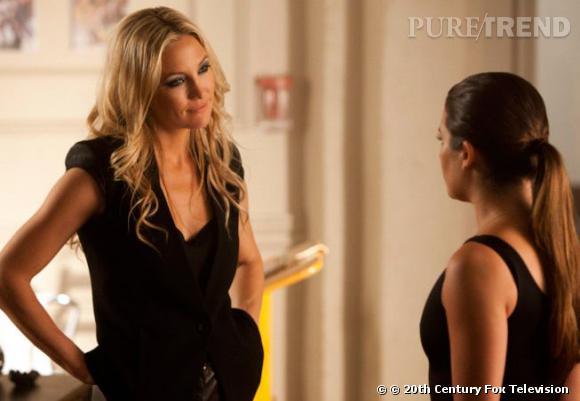 Nouvelle guest de la série, Kate Hudson pourrait bien être le pire cauchemar de Lea Michele.