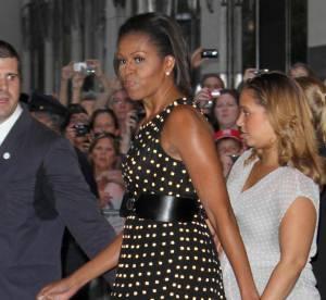 Michelle Obama : premiere dame facon Jackie O. au David Letterman Show