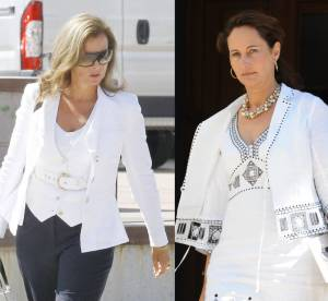 Valerie Trierweiler VS Segolene Royal : match de look au sommet