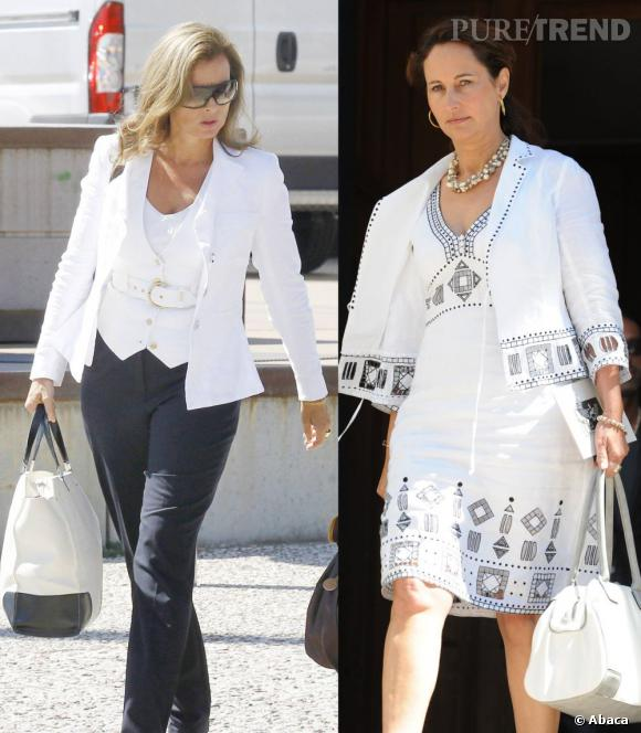 Journaliste politique contre femme politique, qui a le meilleur look ?