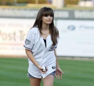Paris Jackson, adolescente rebelle pour match de baseball