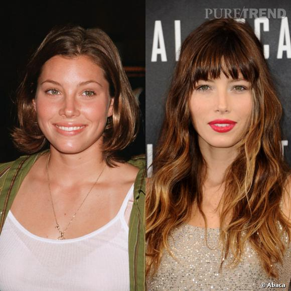 Jessica biel son volution beaut en 40 photos for 7 a la maison episodes