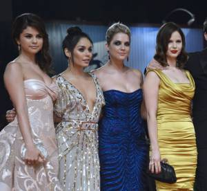 Selena Gomez, Vanessa Hudgens, Ashley Benson : la deferlante Spring Breakers a Venise