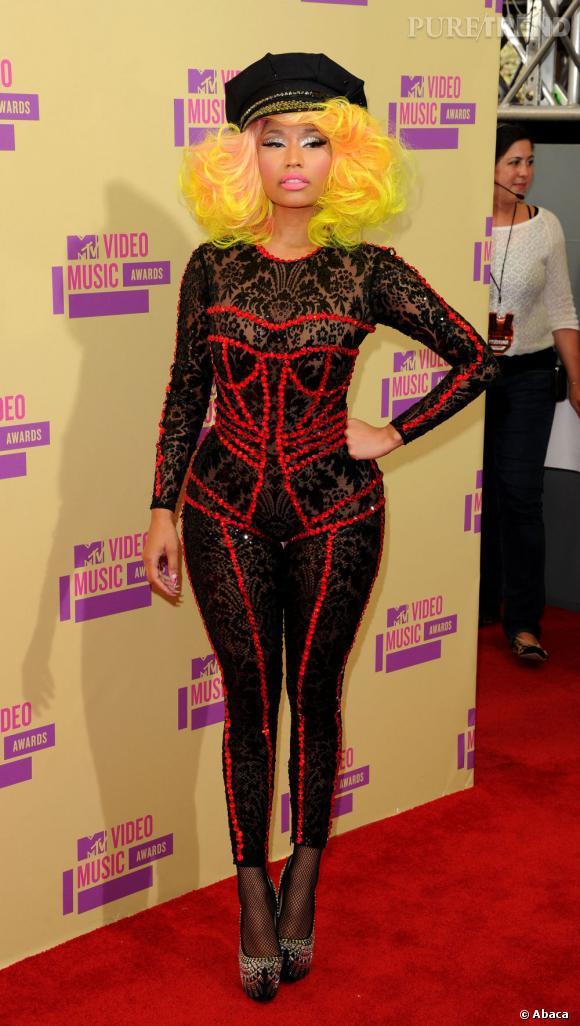 Nicki Minaj, no comment.